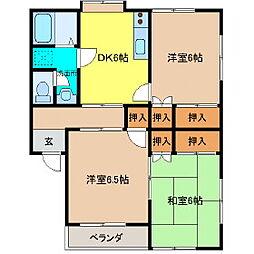 大田郷駅 4.0万円