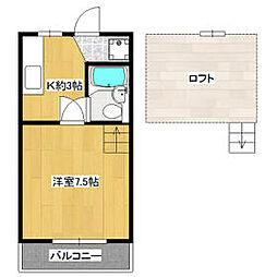 群馬八幡駅 1.9万円