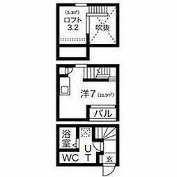 中村公園駅 5.0万円