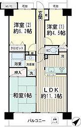 鶴見小野駅 11.4万円