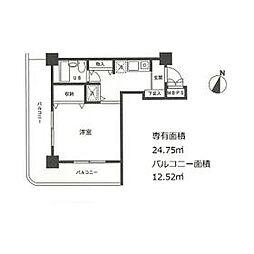 検見川駅 3.5万円