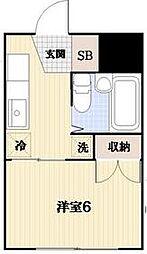井野駅 3.1万円