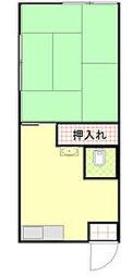 反町駅 3.4万円