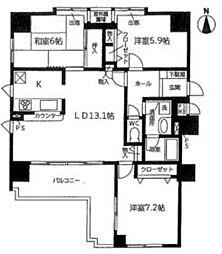 新川駅 11.0万円