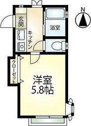 【敷金礼金0円!】エスポワールAWA