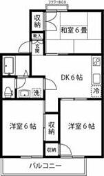 北上尾駅 5.0万円