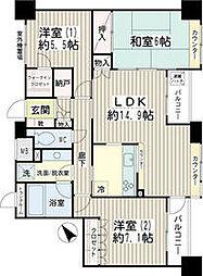 鶴見駅 14.7万円