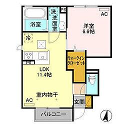 新治駅 5.5万円