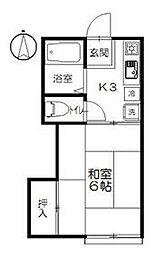 辻堂駅 3.6万円