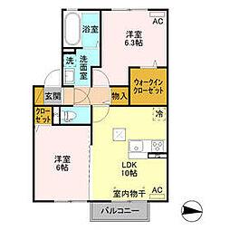 渋川駅 6.7万円