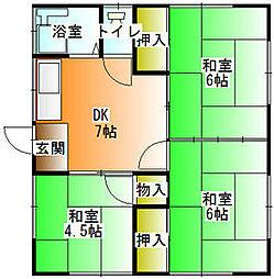瀬谷駅 3.8万円