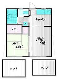 新検見川駅 4.2万円