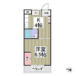 鹿沼駅 2.7万円