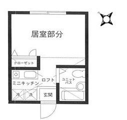 鶴ヶ峰駅 4.3万円