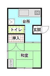 押上駅 3.8万円