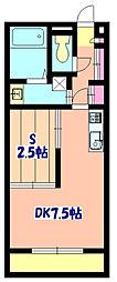 馬込沢駅 4.6万円