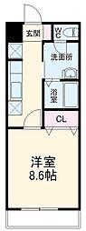 馬込沢駅 5.5万円