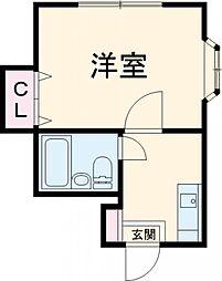 【敷金礼金0円!】小田急小田原線 鶴川駅 徒歩26分