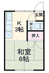 川崎駅 3.3万円