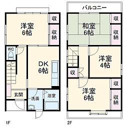 航空公園駅 6.5万円