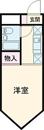 【敷金礼金0円!】京王高尾線 山田駅 徒歩8分