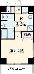 高尾駅 6.4万円