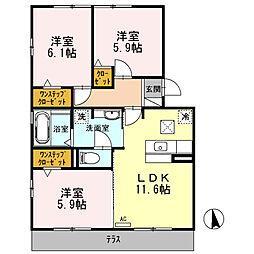 裾野駅 8.2万円