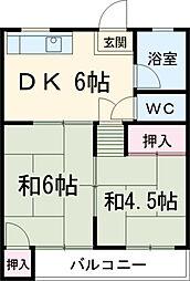 有松駅 3.4万円