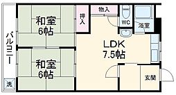 六名駅 4.0万円