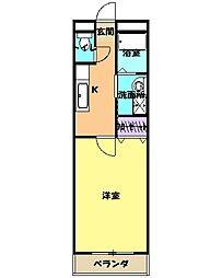 西岡崎駅 4.7万円