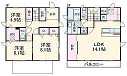 岡崎駅 25.5万円