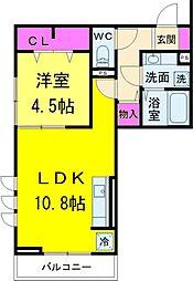 新京成電鉄 みのり台駅 徒歩4分