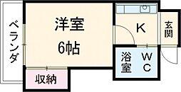 平安通駅 3.4万円