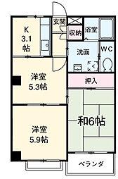 瀬戸口駅 5.5万円