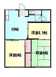 大雄山駅 3.5万円