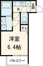 螢田駅 5.2万円