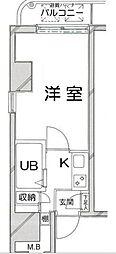西日暮里駅 6.5万円