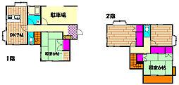みつわ台駅 8.2万円