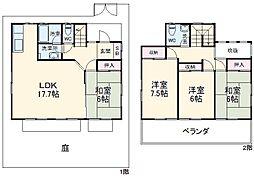 豊春駅 9.5万円