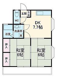 梶が谷駅 6.5万円