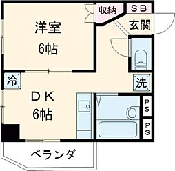 西葛西駅 7.8万円