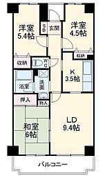 京成大久保駅 8.2万円