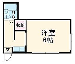 和田町駅 4.1万円