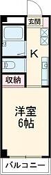 一之江駅 4.8万円