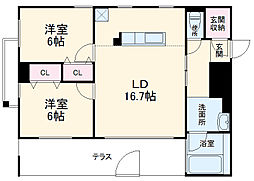 藤が丘駅 9.8万円