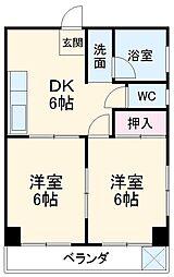 上社駅 4.3万円