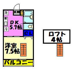 京成稲毛駅 4.0万円