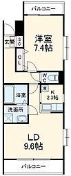 入間市駅 6.6万円