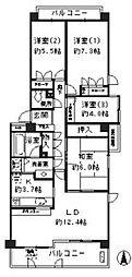 中央林間駅 13.1万円