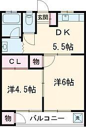 南平駅 6.4万円